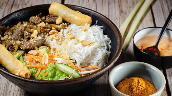 Suggestion du Chef - Le Paris Bangkok, Échirolles