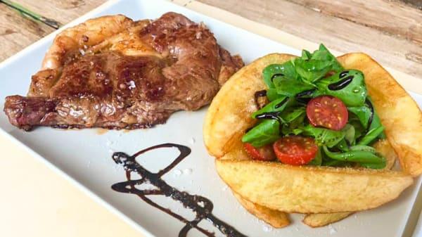Sugerencia del chef - La Huida Gastrobar, Collado Villalba