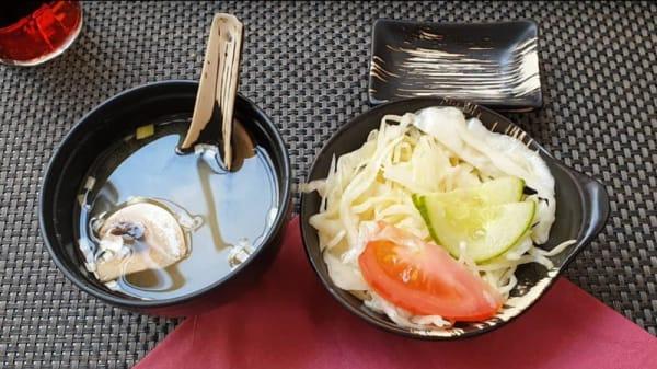 Suggestion de plat - Samuraï, Épinay-sur-Seine