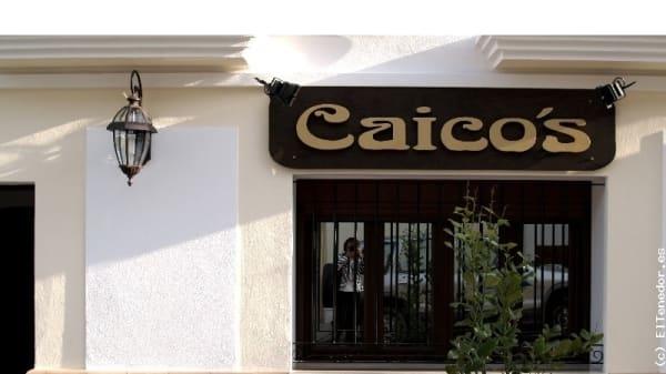 Vista fachada - Caicos, Prado Del Rey