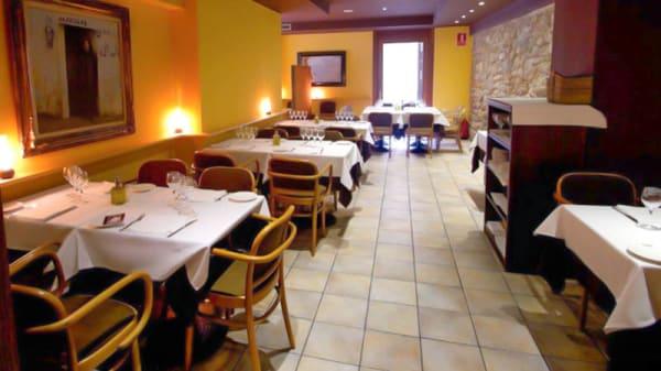 Vista sala - Clotilda, Sabadell