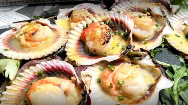Sugerencia del chef - El Puerto Gastrobar, Miño