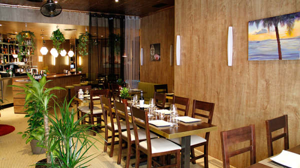 Sala - Patong Thai, Madrid