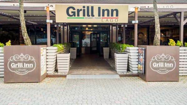 Entrata - Grill Inn Lago, Castelletto Sopra Ticino
