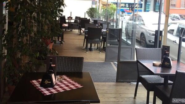 Sala - Mariposa Cafe, Biella