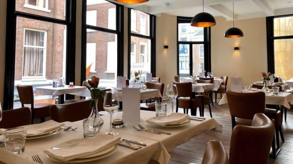 Het restaurant - La Storia, Den Haag