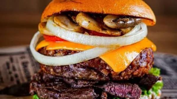 Seven Burger, Madrid