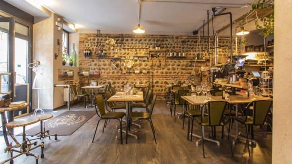 Vista sala - STEAMPOWER Coffee Rostery & Energy Food, Verona