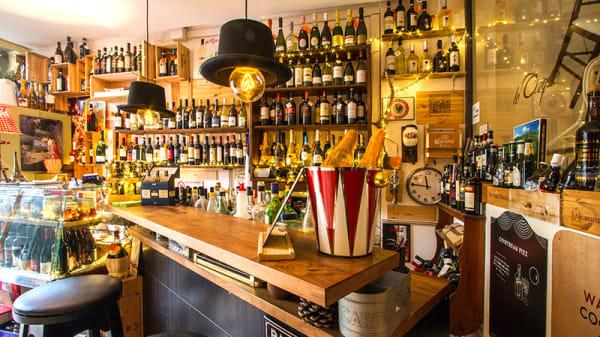 Vista sala - La Taverna di Le Cirque, Firenze