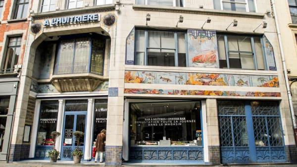 Entrée - L'Huîtrière - Philippe Lor, Lille