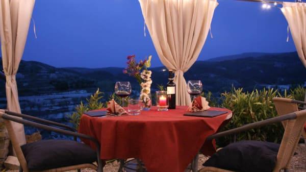 Vista terraza - L'Almàssera, Margarida