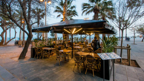 Mar - Beach restaurant & bar, Barcelona