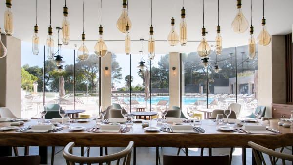 Vista da sala - Villas Sesimbra Restaurant, Sesimbra