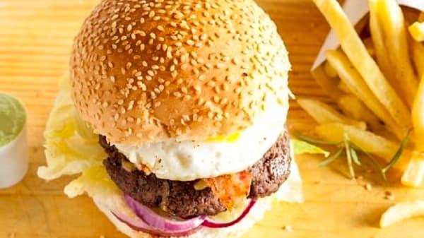 Sugestão do chef - Up Burger, São Paulo