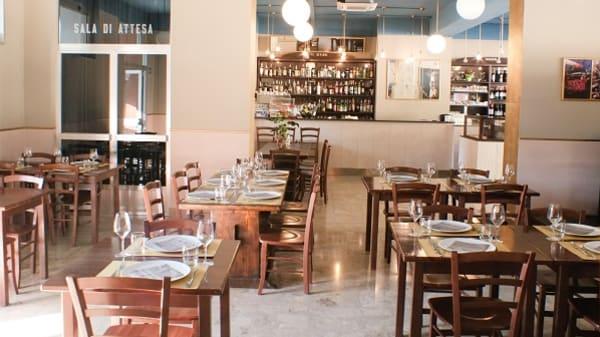 Sala - Ristorante pizzeria Locanda della Stazione, Urbino