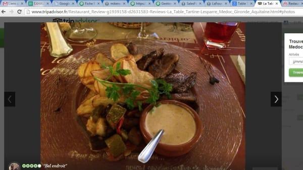 La Table Tartine - La Table Tartine, Gaillan-en-Médoc