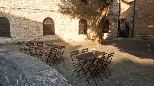Terrazza - La Prosciutteria, Priverno