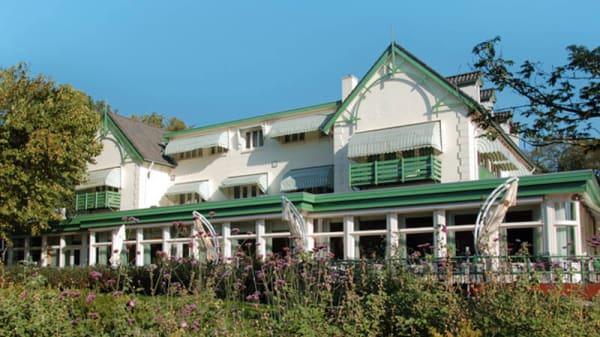 Ingang - Fletcher Familiehotel Paterswolde, Paterswolde