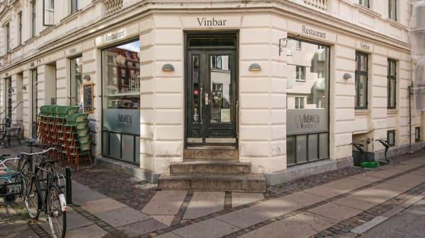 Vinbaren Vesterbro torv - Vinbaren Vesterbro Torv, København