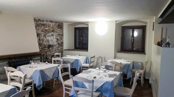 Vista sala - Antica Osteria Molinari Sante, Pacengo