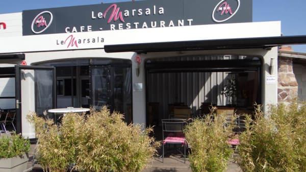 Façade - Le Marsala, La Farlède