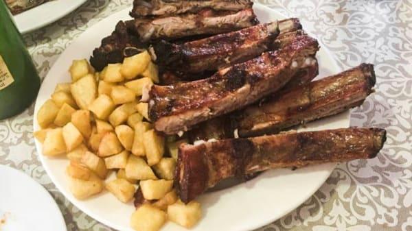 Sugerencia del chef - Parrilla Asador La Vega, Rioseco
