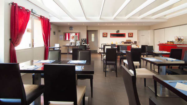 Salle du restaurant - Resto Novo, Colmar