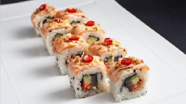Suggestion du chef - Sky Sushi, Lorient