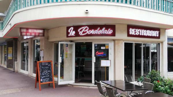 Devanture - Le Bordelais, Cagnes-sur-Mer