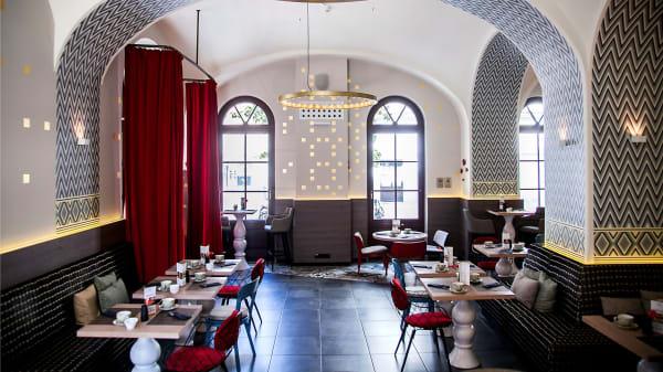 Restaurantens udsigt - Vienna 1st, Wien