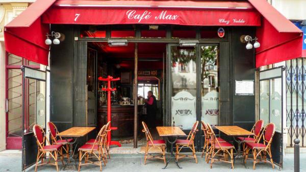 Café Max, Paris