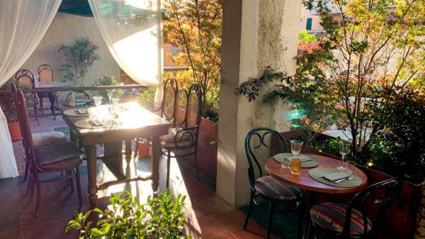 Sala - White Rabbit Secret Restaurant, Stradella