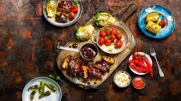 Suggestion du Chef - Texas Longhorn Gamlastan, Stockholm
