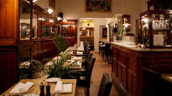 sala 1 - Au Stekerlapatte, Brussel