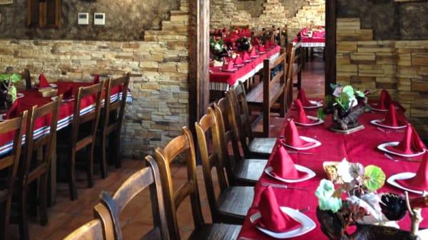 Sala del restaurante - El Rincon del Tragabuche, Jerez De La Frontera