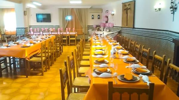 Vista de la sala - Venta el Palmarillo, Guillena