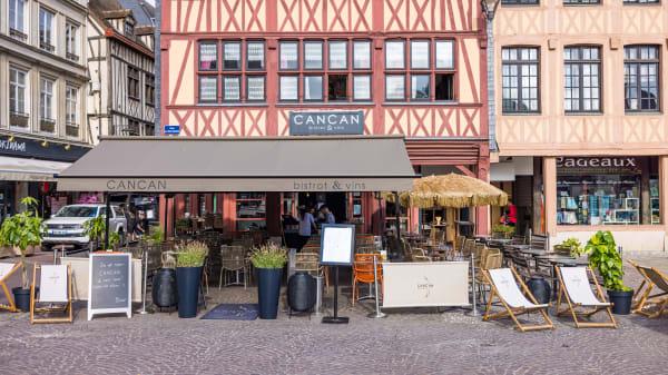 Cancan, Rouen