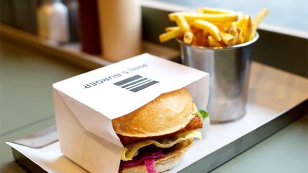 Kockens förslag - Phils Burger Danderyd, Danderyd