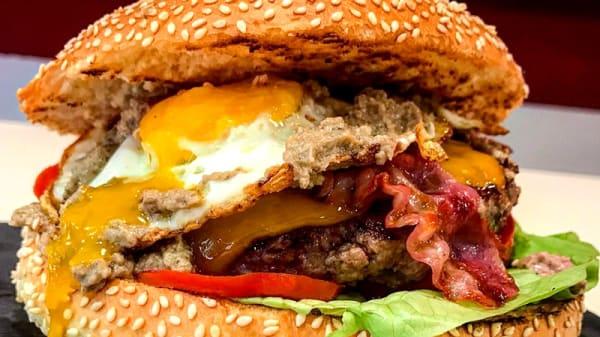 Suggerimento dello chef - The Fox Burger, Foggia
