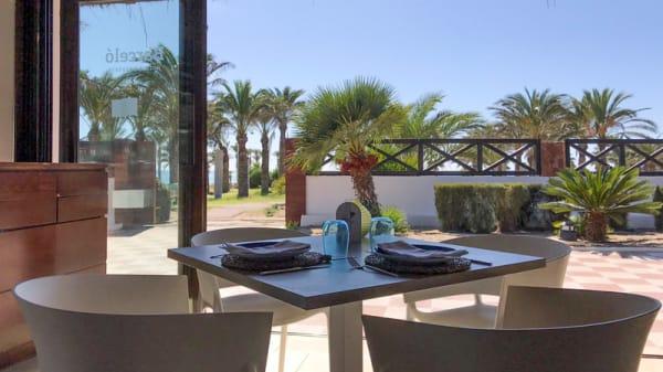 Terraza - Arrozante - Hotel Barceló Cabo de Gata, Retamar