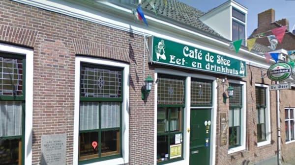 Voorgevel - Eetcafe De Stee, IJsselstein