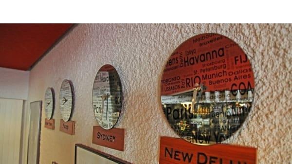 Détail de décoration - Le Bollywood, Nyon