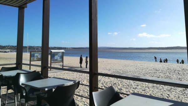 Vista do interior - Cais da Praia, Foz do Arelho