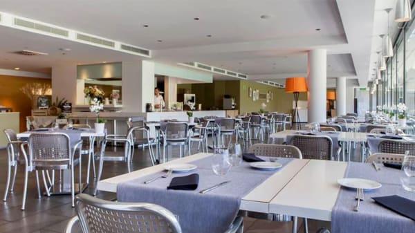 Vista sala - Món - Hotel Món Sant Benet, Sant Fruitos De Bages