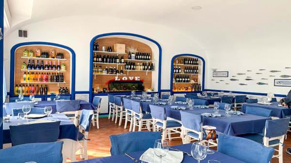 Veduta dell interno - Pizzamarè Ristorante, Salerno