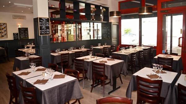 Salle - Pizza Vino, Saint-Maurice