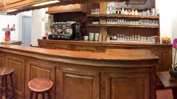 Comptoir - Nos Taverna, Clichy
