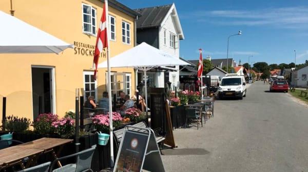 entre - Restaurant Stockfleth, Ebeltoft