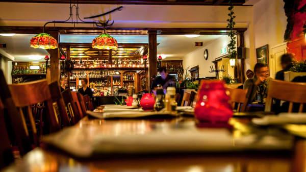 Restaurantzaal - La Rosario, Ridderkerk