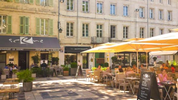 Terrasse - La Scène, Avignon
